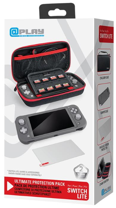 At Play: Nintendo Switch Lite Ultimate Protection Pack