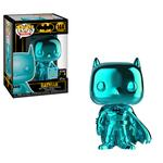 POP Heroes: SDCC 2019 Exclusive DC Comics - Batman (Blue Chrome)