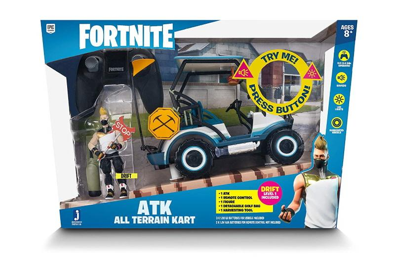 Fortnite: Deluxe ATK - All Terrain Vehicle with Figure