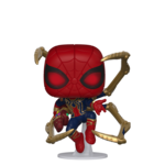 POP Marvel: Endgame - Iron Spider with Nano Gauntlet