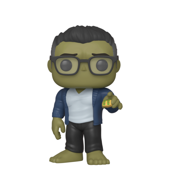 POP Marvel: Endgame - Hulk with Taco