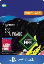 FIFA 20 Ultimate Team™ - 500 FUT-Poäng till PS4