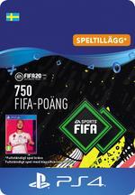 FIFA 20 Ultimate Team™ - 750 FUT-Poäng till PS4