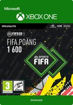 FIFA 20 Ultimate Team™ - 1600 FUT-Poäng till Xbox One