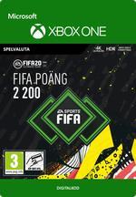 FIFA 20 Ultimate Team™ - 2200 FUT-Poäng till Xbox One