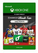Madden NFL 20 Ultimate Team 1050 Poäng till Xbox One