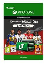 Madden NFL 20 Ultimate Team 2200 Poäng till Xbox One