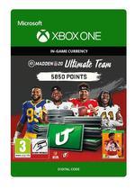 Madden NFL 20 Ultimate Team 5850 Poäng till Xbox One
