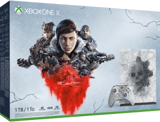Xbox One X 1TB Gears 5 Limited Edition Konsol