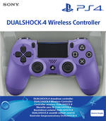 Dualshock®4 V2 Electric Purple Controller