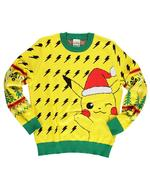 Pokémon: Pikachu Christmas Jumper
