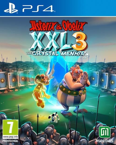Asterix & Obelix XXL 3