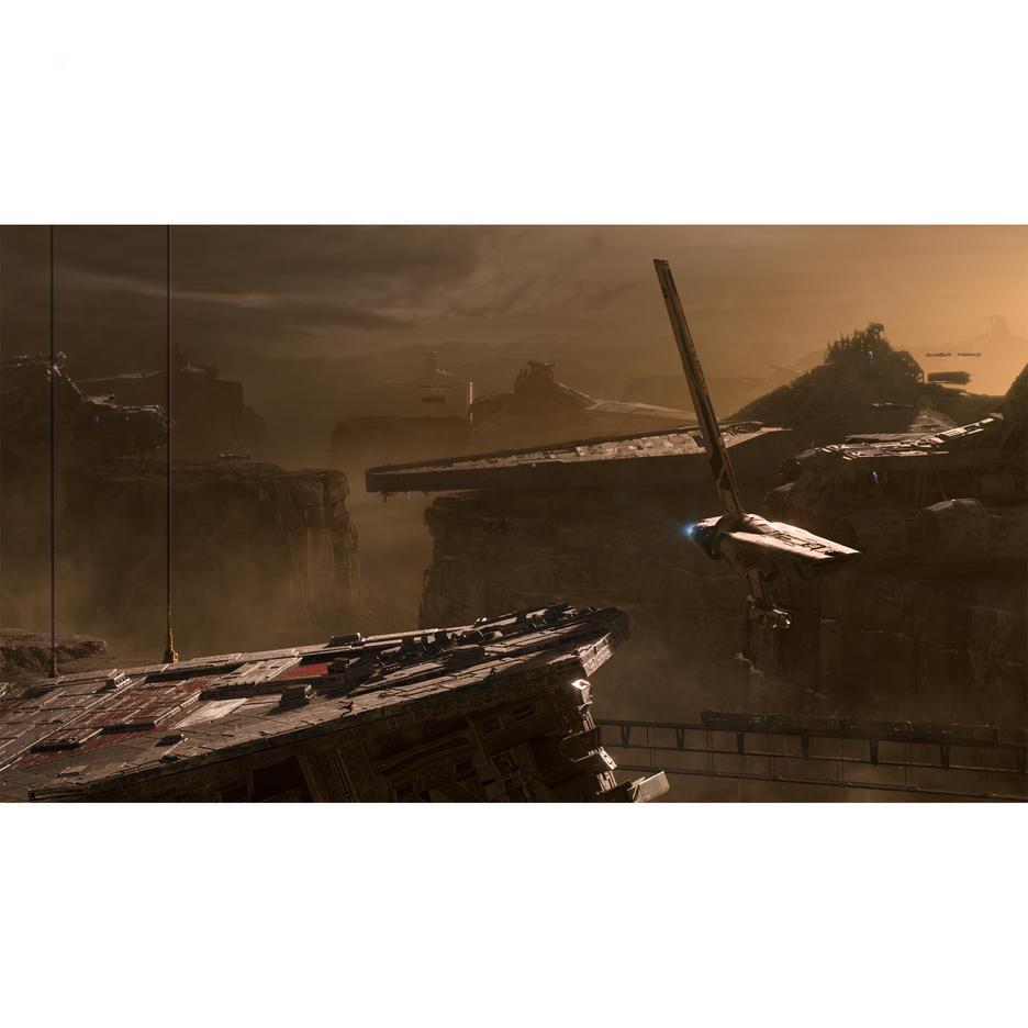 Xbox One X 1TB Konsol och Star Wars™ Jedi: Fallen Order™