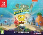 Spongebob Squarepants: Battle for Bikini Bottom Rehydrated F.U.N Edition